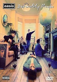 Oasis - Definitely Maybe [2 DVDs] von Carruthers, Dick | DVD | Zustand sehr gut