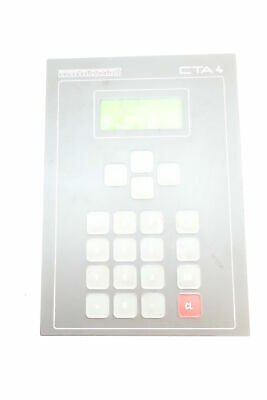 Indramat CTA04.1B Cta 4 Keypad Operator Interface Panel