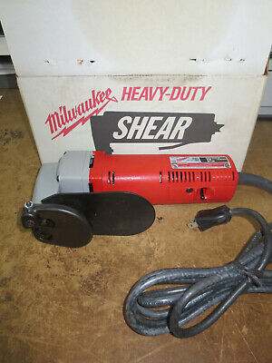 Milwaukee 6805 Heavy-Duty Shear 16 Gauge