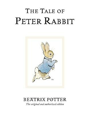 The Tale Of Peter Rabbit by Beatrix Potter (Hardback, 2002)