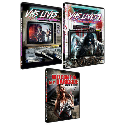 VHS LIVES! - Mega DVD Collection, Cult Film Expose! Experience the Golden Years!