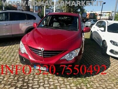 SSANGYONG Actyon 2.0 XDi 4WD Comfort KMCERTIFICATI