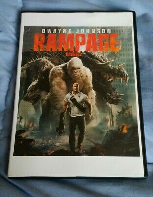 Rampage (Blu-ray disc only)