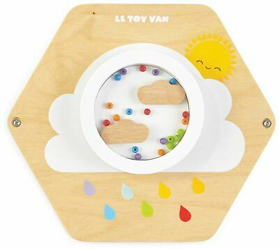 Other Toys For Baby Toys For Baby Le Toy Van Petilou Baby Rainbow Cloud Pop Wooden Toy Bn