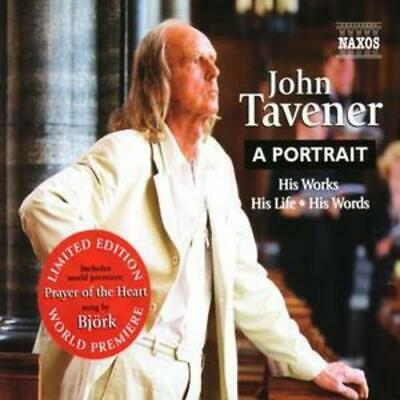 John Tavener : A Portrait CD 2 discs (2004) Incredible Value and Free Shipping!