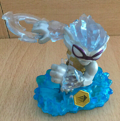 Figurine Skylander Skylanders Serie 3 Swap Force Master Nitro Freeze Blade Or
