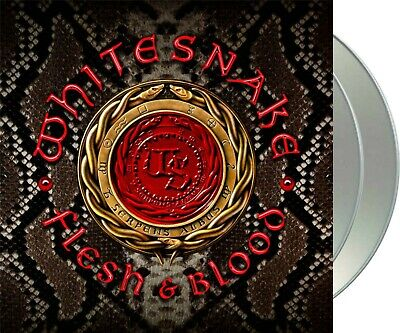 "Whitesnake ""flesh & blood"" Deluxe Edition CD + DVD NEU Album 2019"
