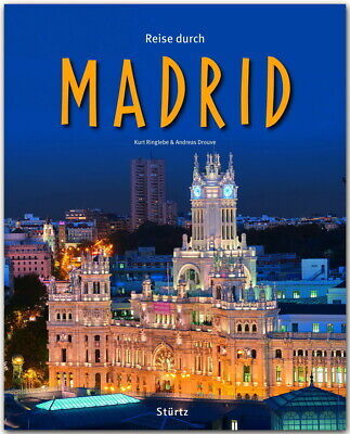 Reise durch MADRID | Andreas Drouve |  9783800342648