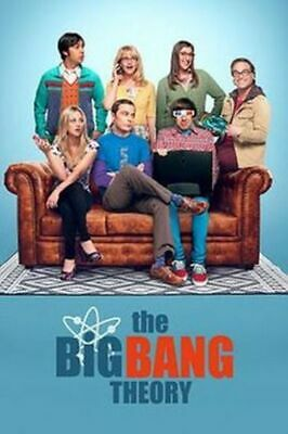 The Big Bang Theory Stagione 12 L'originale Serie Completa Dvd