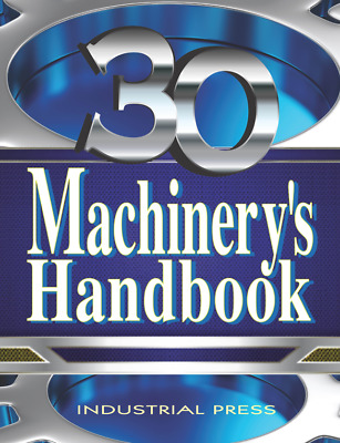 [ P-D-F ] Machinery's Handbook, 30th Edition, by Erik Oberg Fast delivery+Gift😱