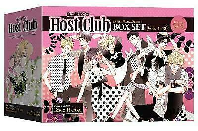 Ouran High School Host Club Box Set, Hatori, Bisco