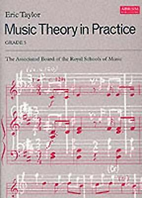 Music Theory in Practice: Grade 5, , Used; Good Book