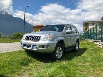 TOYOTA Land Cruiser 3.0 D-4D 16V cat 3 porte