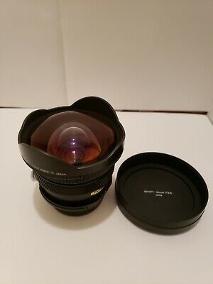Olympus OM-System ZUIKO SHIFT 24mm f/3.5 Perspective Control Lens for OM #P2951