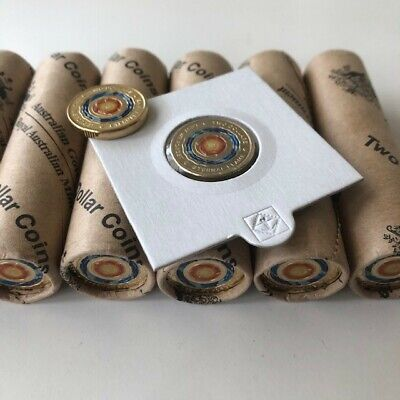 150 x BRAND NEW UNCIRCULATED $2 coins 2018 ** ETERNAL FLAME ** Lest We Forget