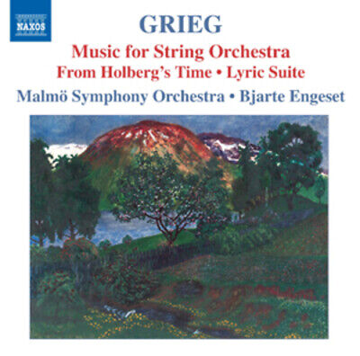 Edvard Grieg : Grieg: Music for String Orchestra/From Holberg's Time/Lyric