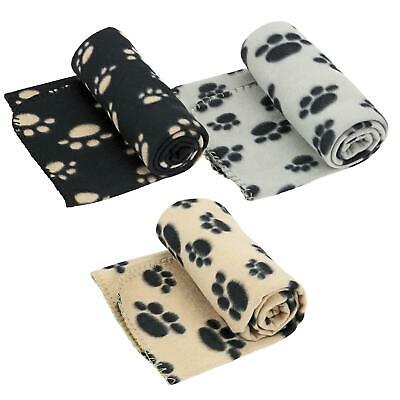 Pet Blanket Throw Cat Kitten Dog Puppy Soft Warm Comfortable 70 x 100 cm