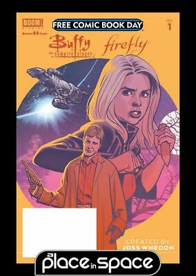 Free Comic Book Day 2019 - Buffy / Angel / Firefly (Whedonverse)