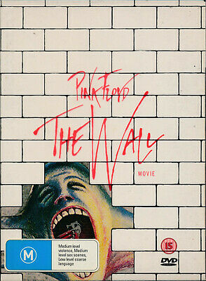 Pink Floyd The Wall The Movie DVD