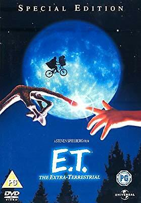 E.T. - The Extra Terrestrial [Special Edition] [DVD], , Used; Good DVD