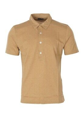 Tom Ford Polo Poloshirt Homme   Cotton   Piqué