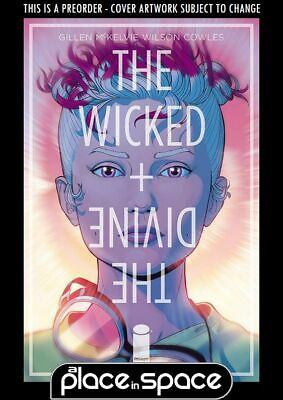 (Wk24) The Wicked + The Divine #44A - Preorder 12Th June