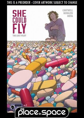 (Wk24) She Could Fly: The Lost Pilot #3 - Preorder 12Th June