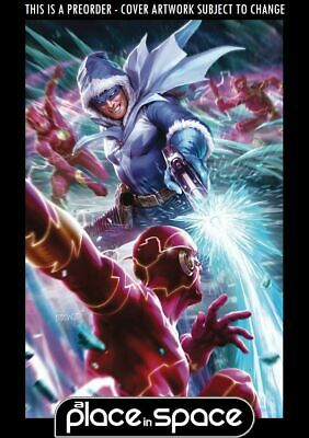 (Wk24) Flash, Vol. 5 #72B - Variant - Preorder 12Th June