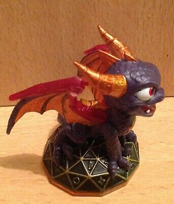 Figurine Skylander Skylanders Serie 2 Giants Giant Spyro Le Dragon Magic Magie