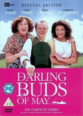 [DVD] The Darling Buds of May: The Complete Series