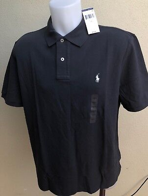 Marque Polo Ralph Lauren Homme Polo L Neuf Gris Classic Fit 2019