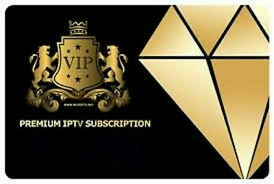 1 DAY IPTV SUBSCRIPTION 12000+ Ch&VOD US, CA, EUROPE, LATINO, AFRICA, ARAB