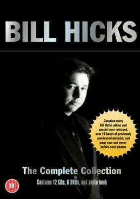 Bill Hicks - The Complete Collection (6DVDs & 12CDs), 5060425350390