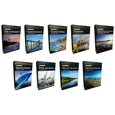 Huge Marine Coastal Training Course Complete Collection