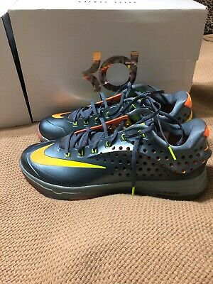 617df19a1cf Nike Air Zoom Kevin Durant KD VII Elite Men s Basketball Shoes 724349-478