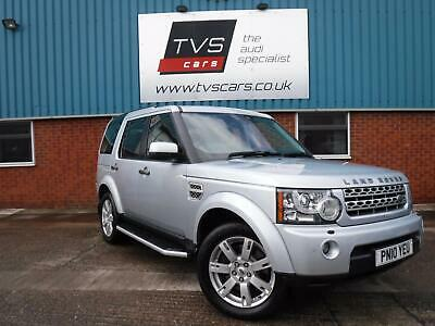 2010 LAND ROVER DISCOVERY 3.0 TDV6 XS 5dr Auto, Sat Nav, Full Leather