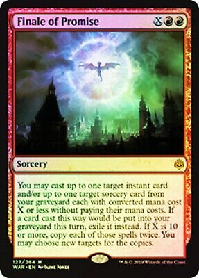 MtG Magic The Gathering War of the Spark Mythic FOIL Cards x1