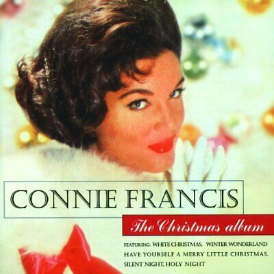 Connie Francis The Twelve Days Of Christmas.Connie Francis The Christmas Album Connie Francis Cd Vxvg The Fast Free
