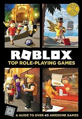 Roblox Top Role-Playing Games, Hardcover by Cox, Alex; Wiltshire, Alex, Brand...