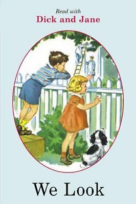 We Look (Dick and Jane) Penguin Young Readers Paperback Used - Very Good