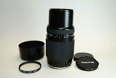 Tokina AF 100-300mm f5.6-6.7 Zoom Macro Lens for Canon EOS