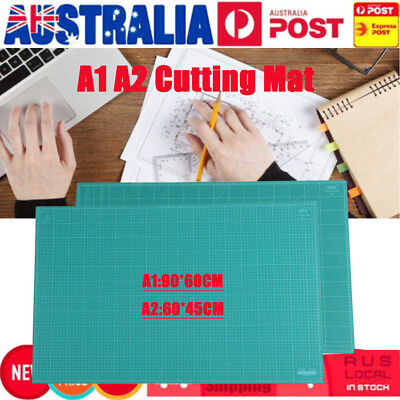 A1/2/3 5-ply PVC Self Healing Cutting Mat Craft Quilting Grid Line Printed Board