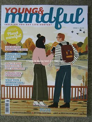 Young & Mindful magazine First Issue 1 Mindfulness Wellbeing from Planet Mindful