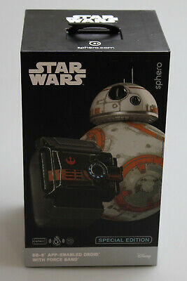 Sphero Star Wars BB-8 Special Edition App-Enabled Droid with Force Band