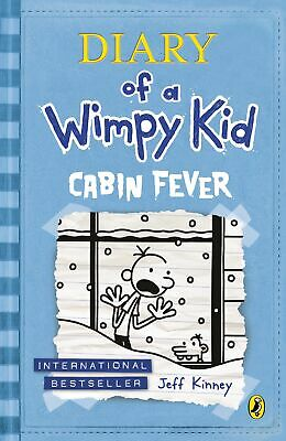 Cabin Fever (Diary of a Wimpy Kid book 6), Jeff Kinney