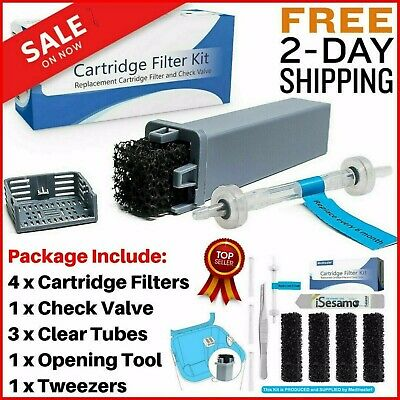 NEW Cartridge Filter Kit For SoClean 2 CPAP Cleaner And Sanitizer Machine Sleep