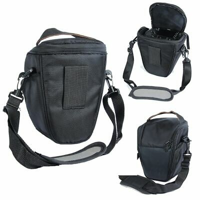 Strap Waterproof SLR Case Camera Bag Backpack For Canon Nikon Sony SLR DSLR