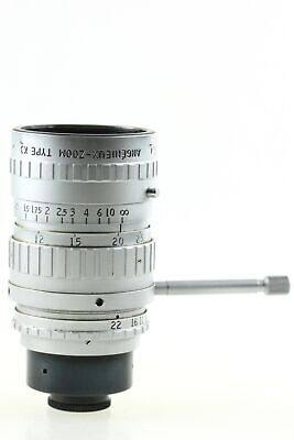 P.Angenieux Paris Retro Zoom Type K 9-36mm 9-36 mm D-Mount 1,4