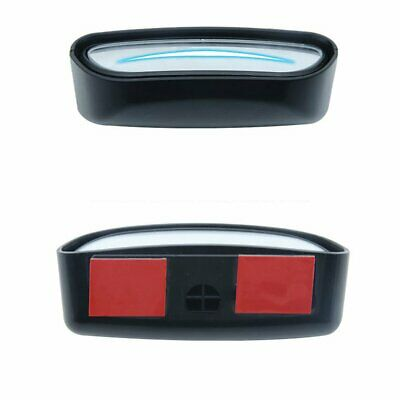 Universal Car Blind Spot Mirror Wide Angle Adjustable Auxiliary Rearview RY
