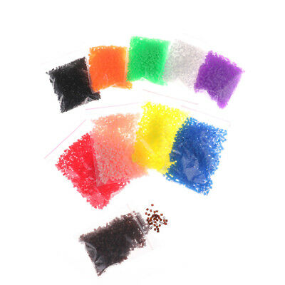 1000pcs 2.6mm Colorful Hama Perler Beads For Great Kids Fun DIY Craft Toy GiftYJ